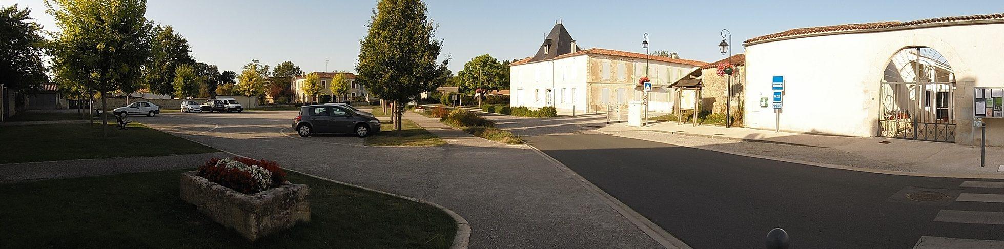 Image mairie église