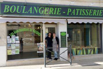 Boulangerie Patisserie Aux Gourmandises de Margaux