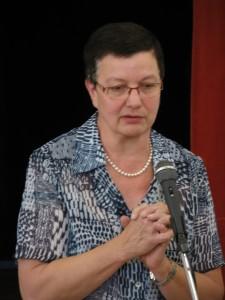 Mme Combeau