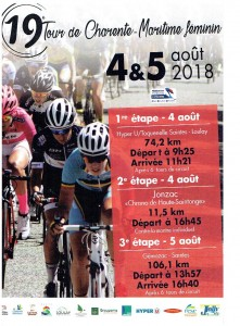 tour cycliste2018