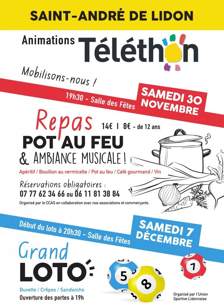 AFFICHE_bulletin_TELETHON2019