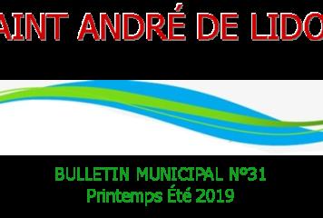 Printemps Été 2019 n°31