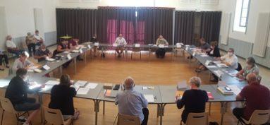 Le conseil municipal du 26 mai 2020