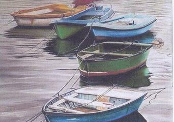 Cours de Peinture par Christiane YOU