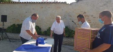 Départ à la retraite de Gérard Sallaud