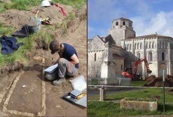 L'archéologie à Gémozac