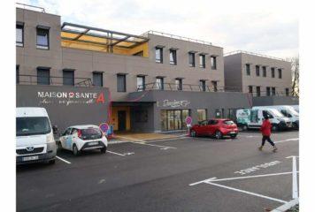 maison médicale de Pons