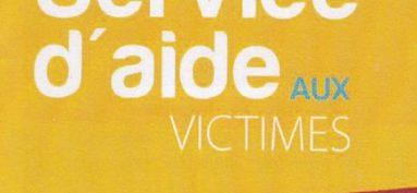 Service d'aide aux victimes
