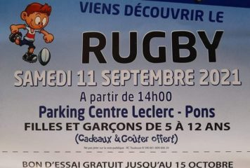 Rugby Pons PO110921