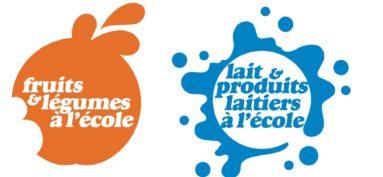 """Le programme """"Fruits & légumes, produits laitiers"""" à l'école"""