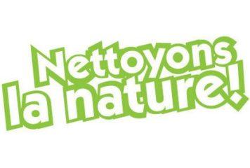 """Opération """"Nettoyons la Nature"""" 2021"""